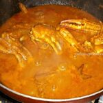 Crab Xec Xec – Delicious Memories With Alves Fernandes – Goan Food Recipes Xec Xec