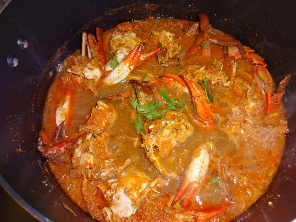 Crab Xec Xec. Yum #Goanfood | Drinks & Food Of Goa | Food, Goan ..