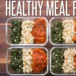 Crazy Healthy Meal Prep – Meal Prep For Weight Loss – Healthy Recipes For Weight Loss Meal Prep