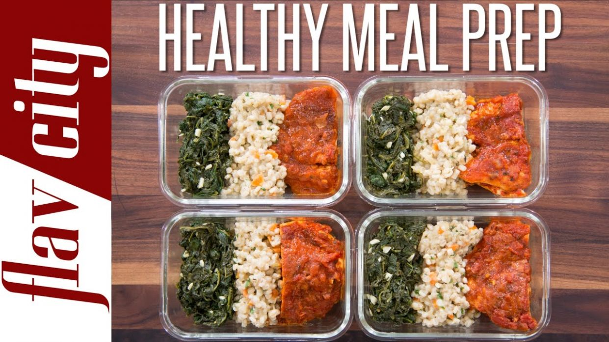 Crazy Healthy Meal Prep – Meal Prep For Weight Loss - Healthy Recipes For Weight Loss Meal Prep
