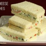 Cream Cheese Cucumber Sandwiches – Sandwich Recipes For Toddlers Indian