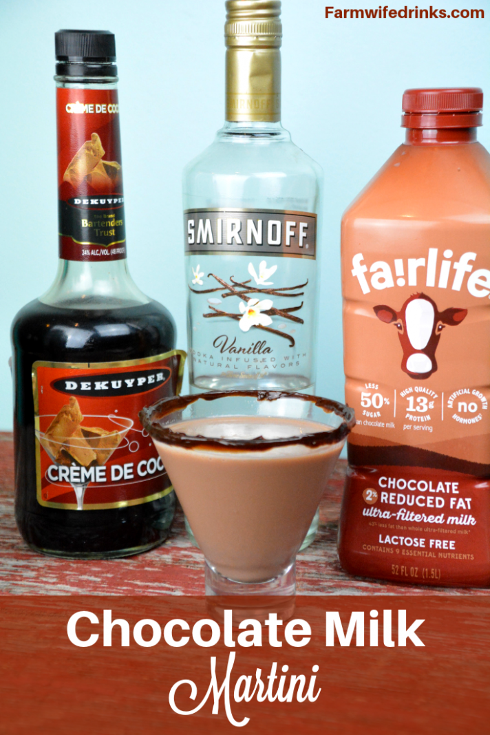 Creamy & Delicious Chocolate Cocktail Recipes You Definitely Need ..
