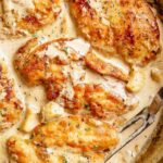 Creamy Garlic Chicken Breasts – Cafe Delites – Dinner Recipes With Heavy Cream