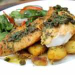 Creamy Lemon Butter Sauce For Fish – Recipe Fish With Lemon Butter Sauce