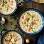Creamy Potato Kielbasa And White Cheddar Soup – Cooking Classy – Soup Recipes Made With Kielbasa
