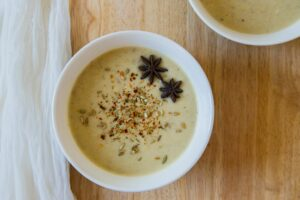 Creamy Vegan Fennel Soup
