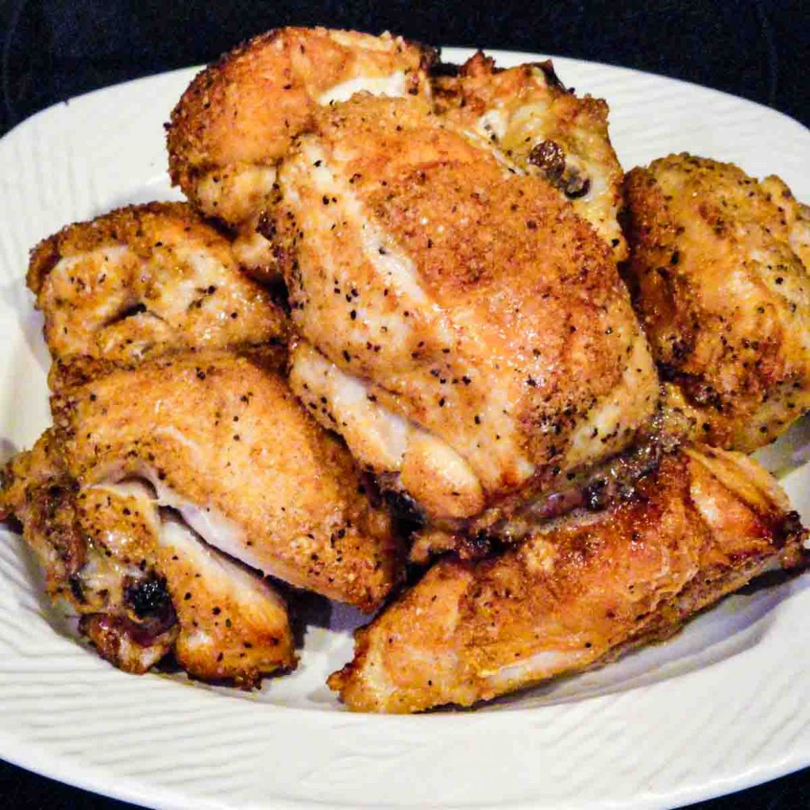 Crispy Baked Split Chicken Breasts - Recipes With Chicken Breast Rib Meat