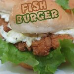 Crispy Fish Zinger Burger Recipe |The Best Homemade Fish Burger 11K By  Batool's Kitchen – Recipe Of Fish Zinger