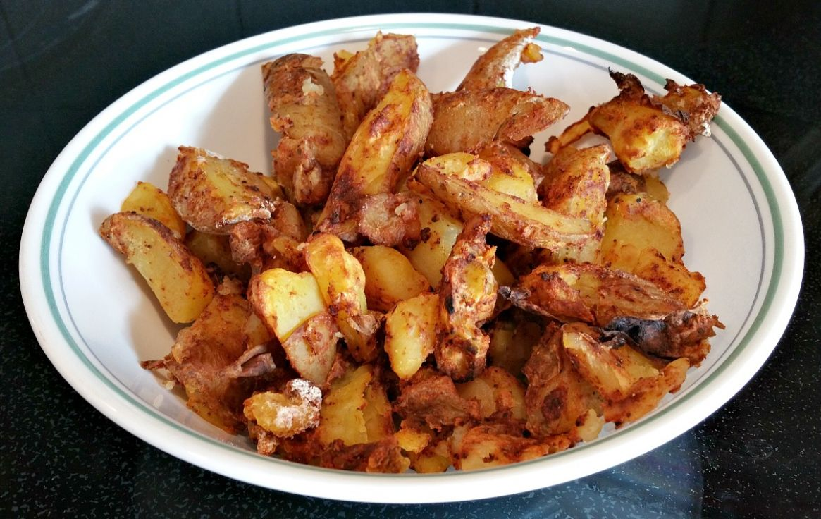 Crispy, Oven Baked, Fat Free French Fries - Potato Recipes Low Fat