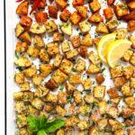 Crispy Roasted Potatoes (9 Ways!) – Potato Recipes In Oven
