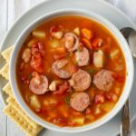 Crock Pot Kielbasa Soup Recipe – Soup Recipes Made With Kielbasa