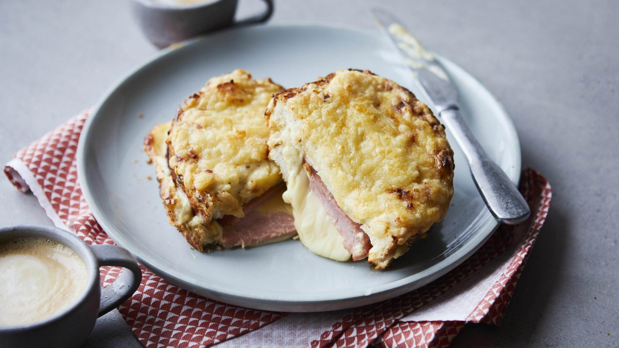 Croque monsieur - Sandwich Recipes Bbc Good Food