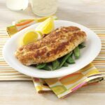 Crumb Coated Red Snapper – Recipes Red Fish