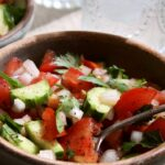 Cucumber And Tomato Salad With Cilantro And Mint – Salad Recipes Nytimes