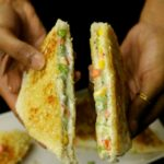 Curd Sandwich Recipe | Yogurt Sandwich Recipe – Kids Lunch Box – Sandwich Recipes For Toddlers Indian
