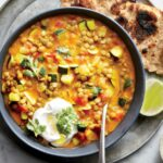Curried Lentil-and-Vegetable Stew