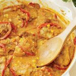 Curry And Yogurt Braised Chicken Thighs – Recipe Chicken Yogurt Curry
