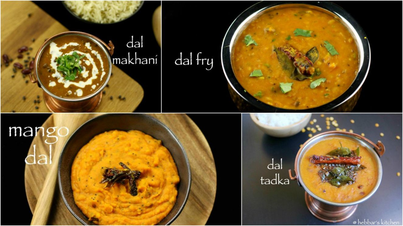 dal recipes | collection of dal recipes | indian dal recipes - Dinner Recipes Hebbars