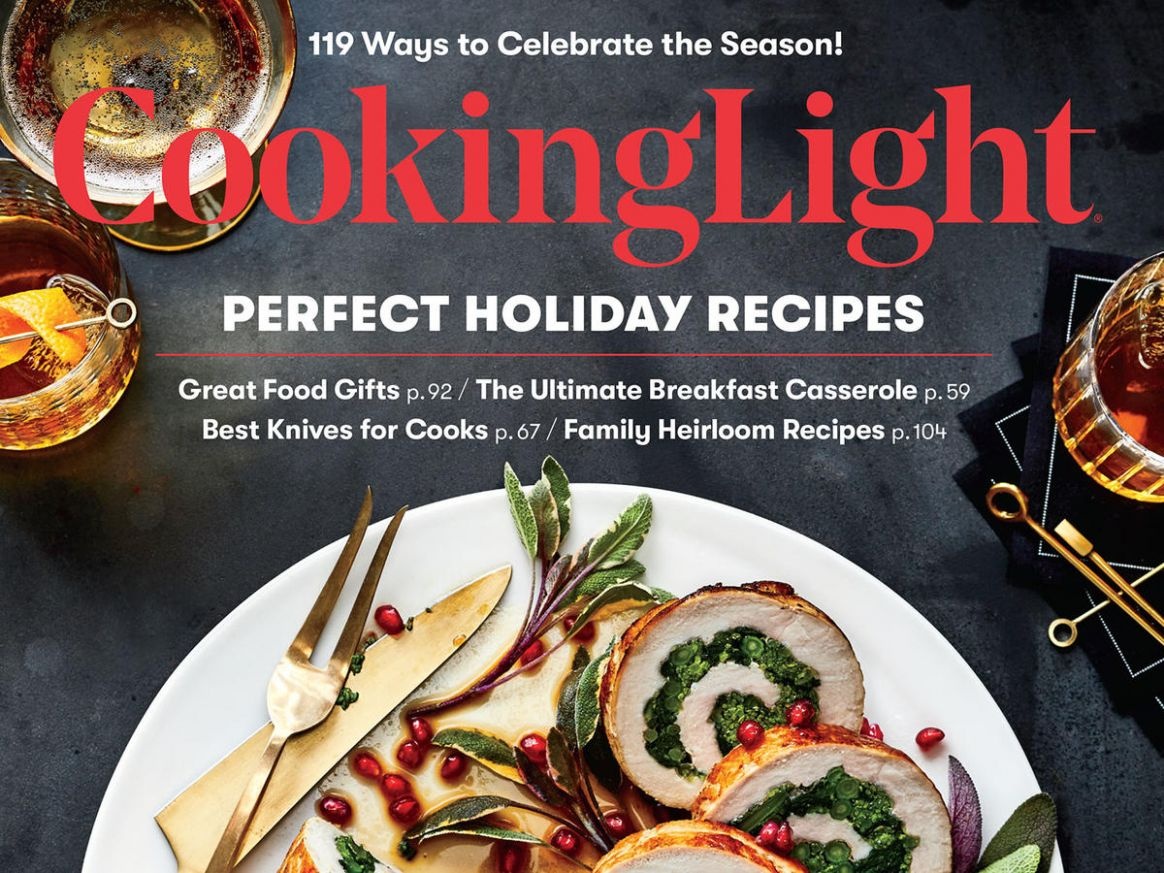 December 11 Recipe Index | Cooking Light - Recipes Cooking Light