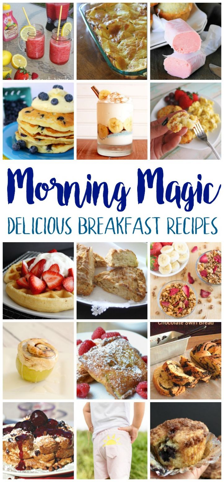 Delicious Breakfast Recipes and Block Party - Rae Gun Ramblings - Breakfast Recipes Delicious