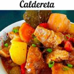 Delicious Pork Calderera – Recipe Pork Kaldereta