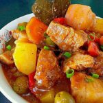 Delicious Pork Calderera (With Images) | Pork Caldereta Recipe ..