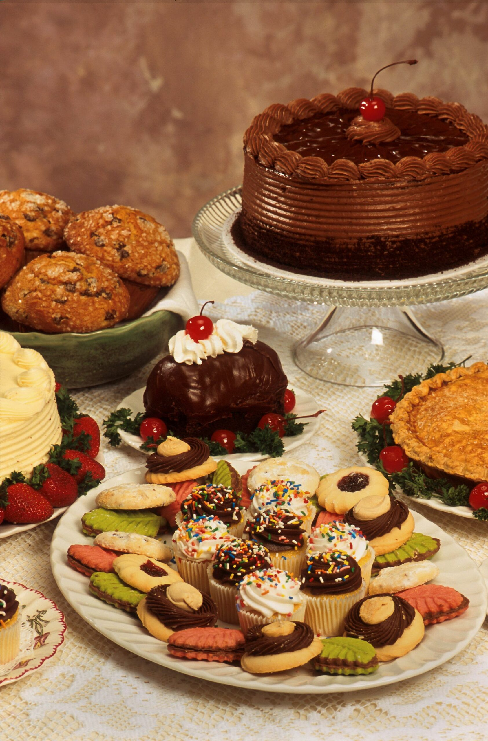 Dessert - Wikipedia - Food Recipes Meaning