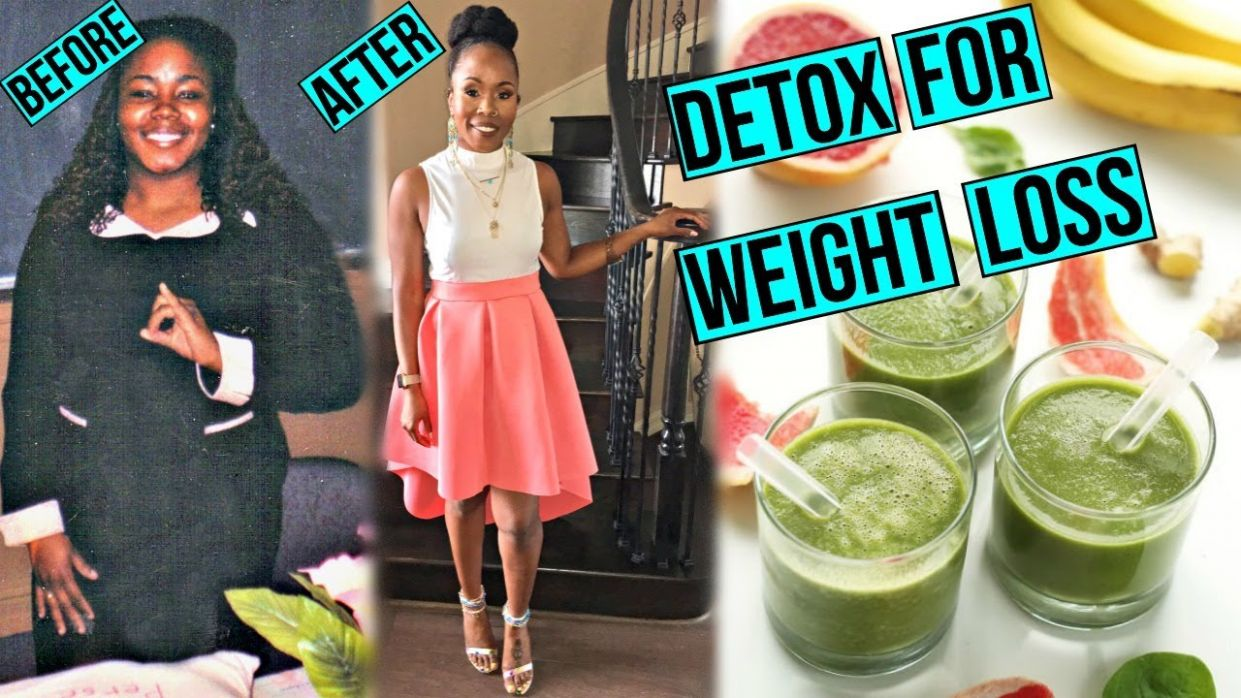 Detox for FAST WEIGHT LOSS | Smoothie & Juice Recipes that WORK! + ..