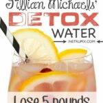 Detox Water Recipe To Lose Weight Fast! (11 Ingredients + Water) – Recipes For Weight Loss Drinks