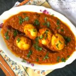 Dhaba Style Egg Curry Recipe In Electric Pressure Cooker – Egg Recipes Lunch Indian
