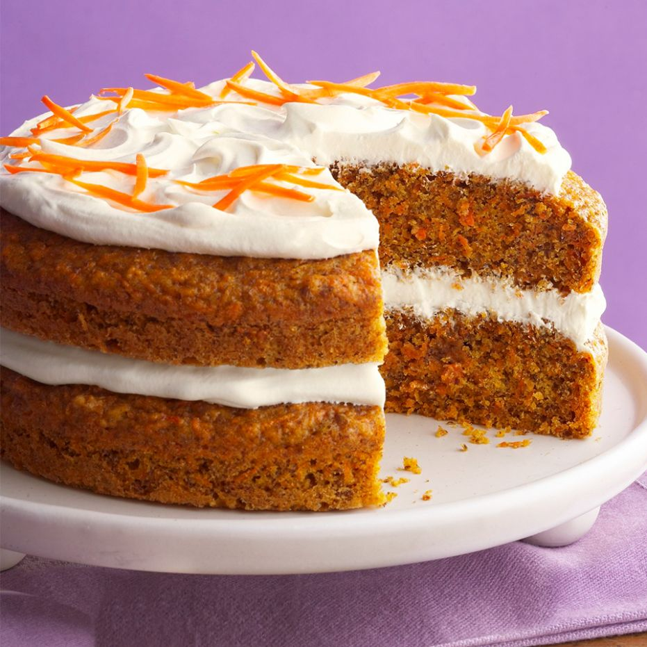 Diabetic Carrot Cake - Recipes Cake For Diabetics