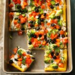 Dilly Veggie Pizza – Recipes Vegetable Pizza