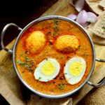 Dimer Malai Curry Recipe (Bengali Style Egg Curry In Coconut Milk) – Dinner Recipes With Milk