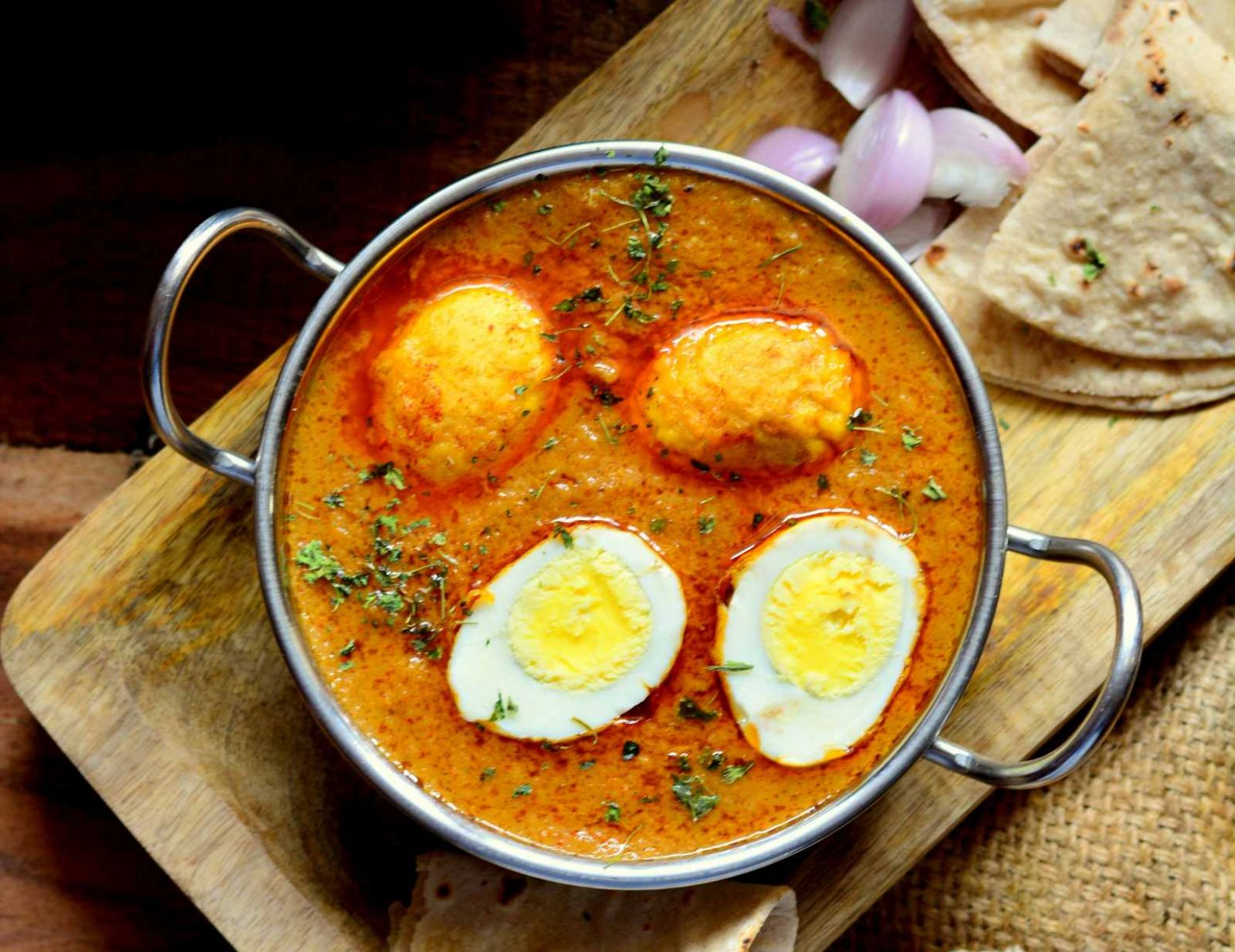 Dimer Malai Curry Recipe (Bengali Style Egg Curry In Coconut Milk) - Dinner Recipes With Milk