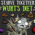 "Dont Starve Together Guide: Wurts Diet (""All"" Vegan Recipes/Foods) – Vegetable Recipes Don'T Starve"