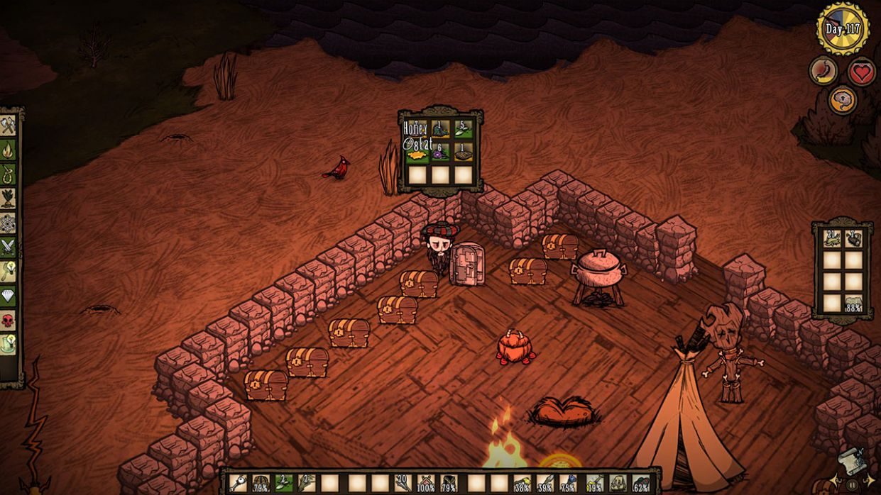 Don't Starve: How to heal & get more health - PwrDown