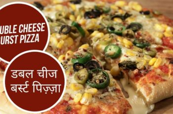Double Cheese Burst Pizza | 9 Best Recipes For Pizza Lovers ...
