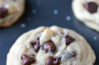 Easiest Chocolate Chip Cookie Recipe - I Heart Eating