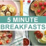 EASY 10 Minute Breakfast Recipes | Healthy Breakfast Ideas – Simple Recipes Healthy Eating