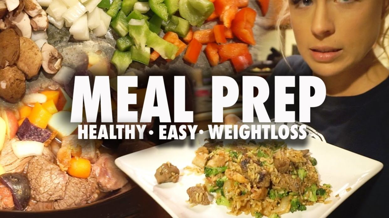 Easy & Healthy Meal Prep Recipes - Weight Loss Recipes Youtube
