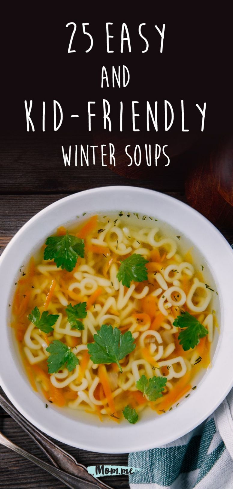 Easy and Kid-Friendly Winter Soups in 8 | Soup recipes, Cooking ..