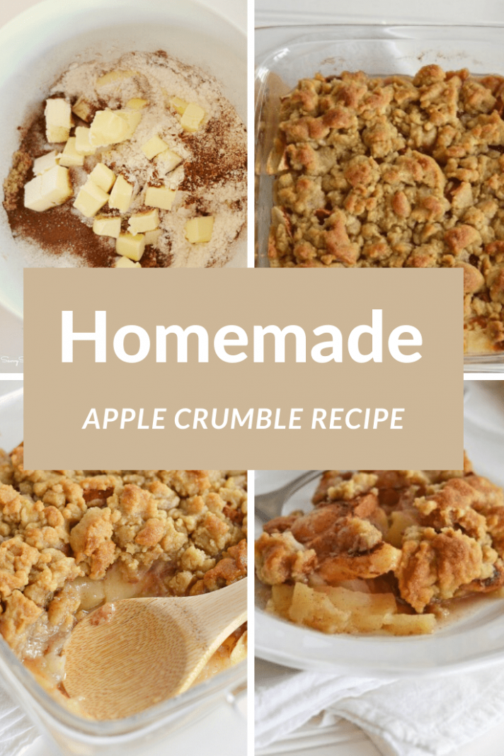 Easy Apple Crumble made with Stevia - Dessert Recipes Made With Stevia