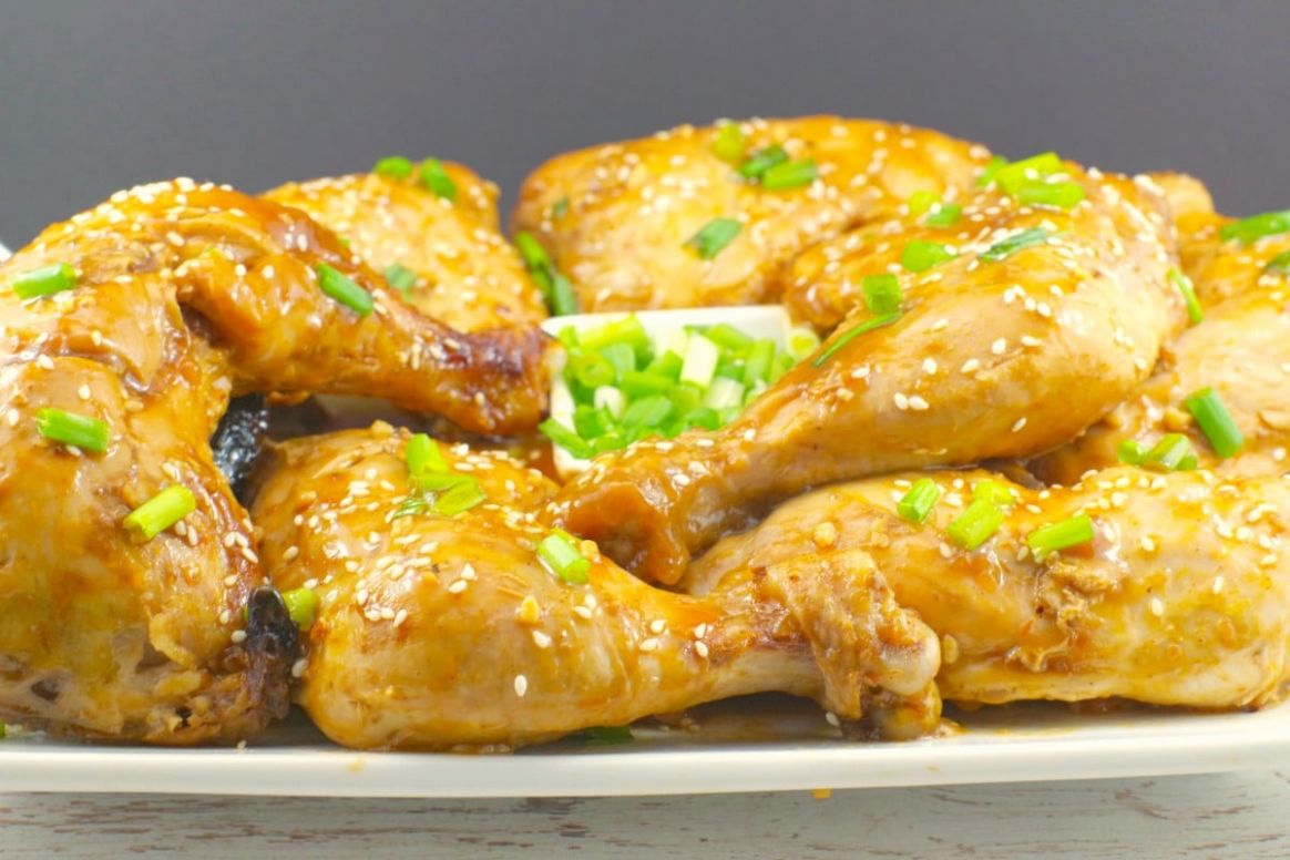 Easy Baked Hoisin Chicken Recipe