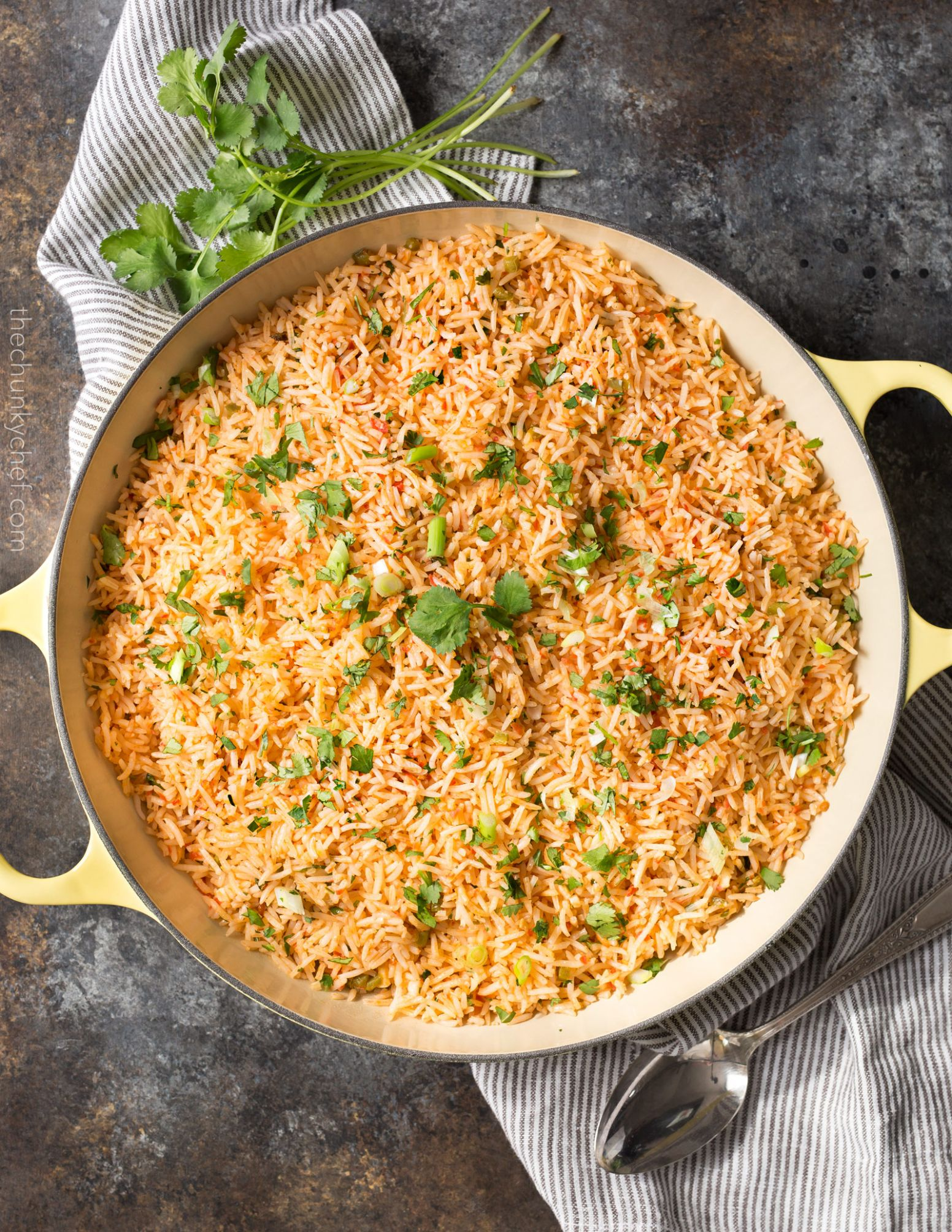 Easy Baked Mexican Rice - Rice Recipes Oven