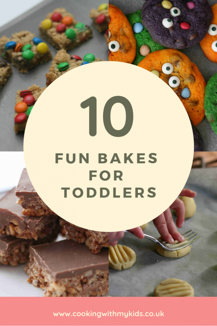 Easy baking recipes for kids in 8 | Baking recipes for kids ..
