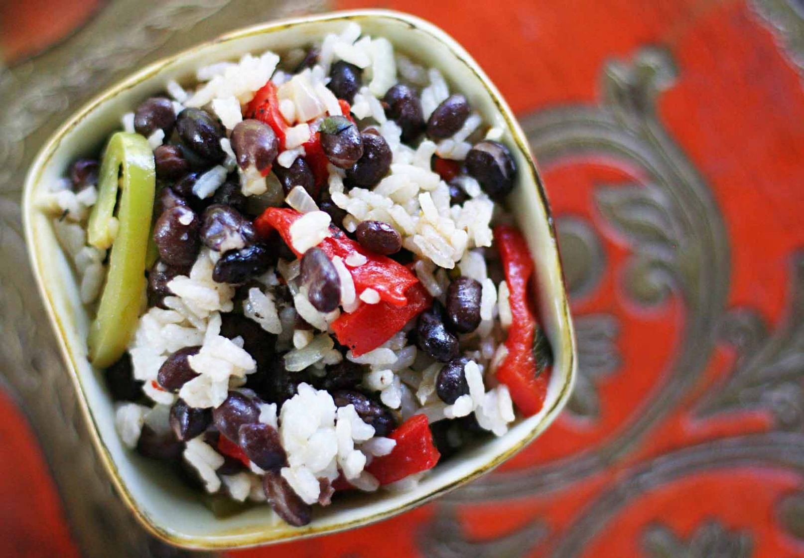 Easy Black Beans and Rice - Recipes Rice And Black Beans