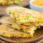 Easy Breakfast Quesadillas – Breakfast Recipes You Could Make With Eggs