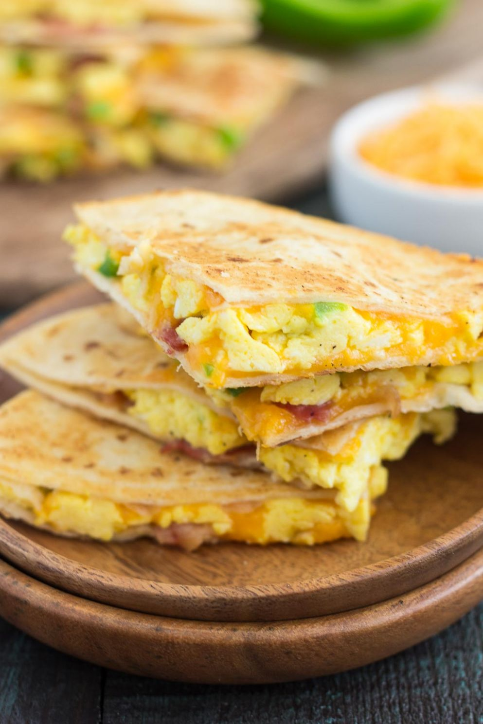 Easy Breakfast Quesadillas - Breakfast Recipes You Could Make With Eggs