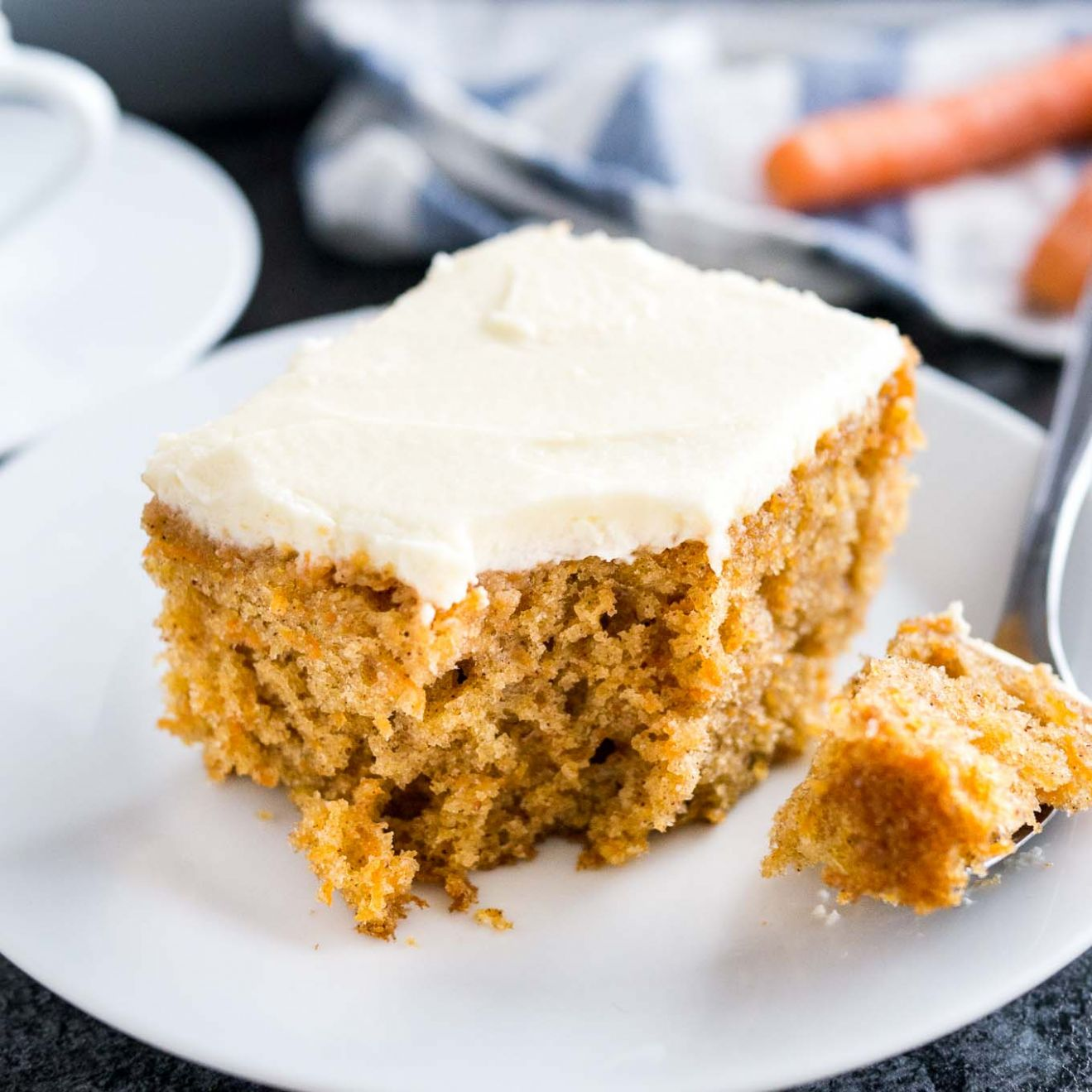 Easy Carrot Cake Recipe - Recipes Cake Easy