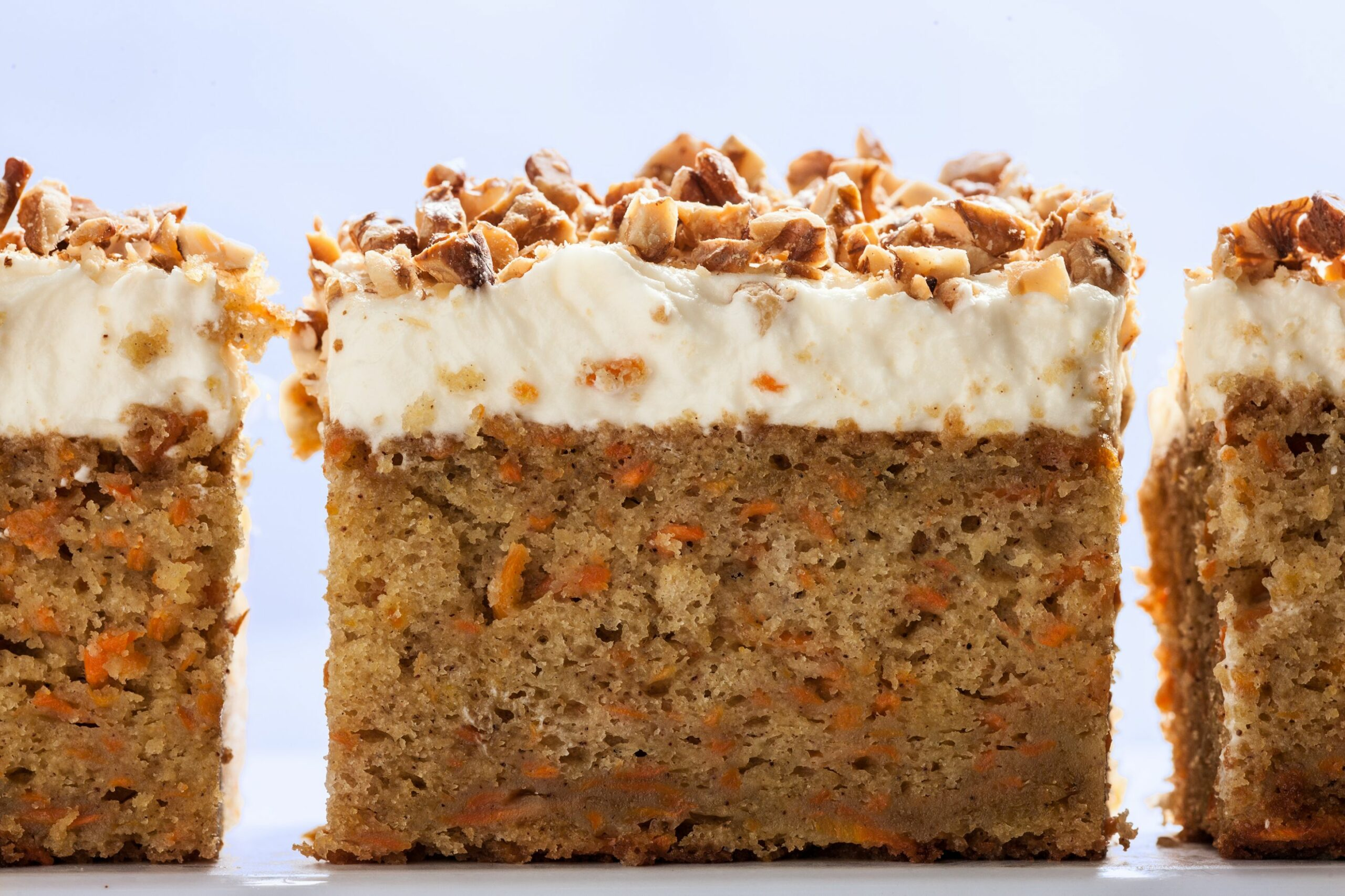 Easy Carrot Cake with Cream Cheese Frosting - Simple Recipes Carrot Cake